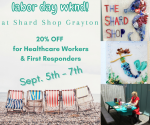 Labor Day Weekend at the Shard Shop Grayton.png