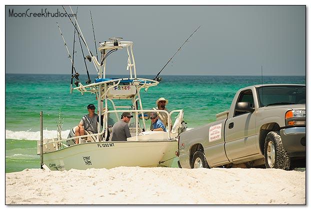 Photos beaches of south walton 6 16 09 for Grayton beach fishing charters