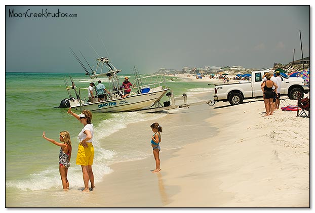 Best fishing charter option in destin panama city beach for Grayton beach fishing charters