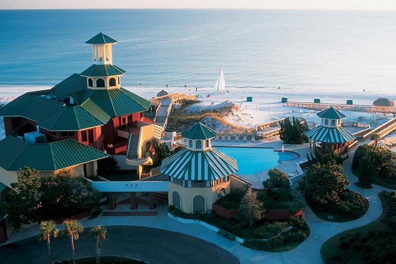Sandestin Golf And Beach Resort Has Family Fun From Beach