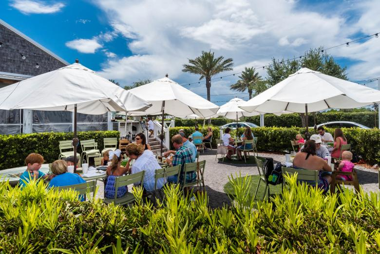George S At Alys Beach Is Located On Scenic 30a In An Old Florida Cottage With A New Feel Enjoy Lunch And Dinner Indoors The Air Conditioned Porch