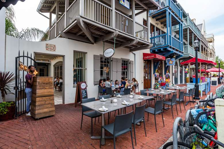 Edward S Fine Food And Wine Charms In Rosemary Beach