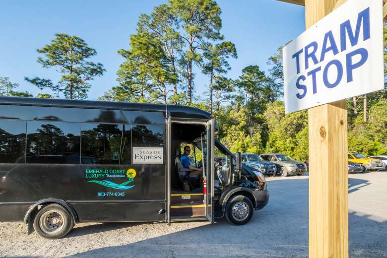 How to Do Seaside - Park & Ride on the Free Shuttle or Valet