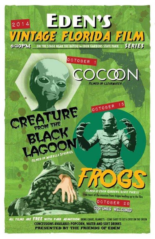 Eden Garden State Park Film Series Includes Frogs in Oct. | SoWal.com