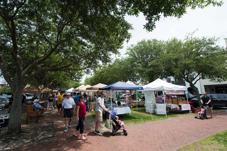 Rosemary Beach Farmers Market   SoWal com