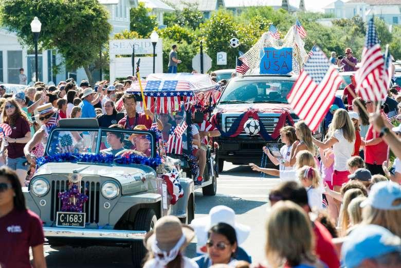 South Walton 4th of July Parade | SoWal com