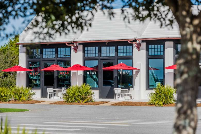 NEAT Bottle Shop and Tasting Room is a Unique Spot in Alys Beach | SoWal.com