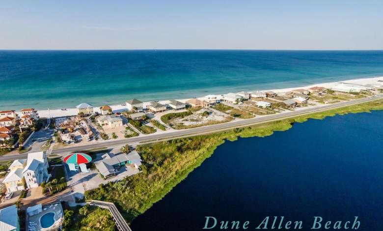 Dune Allen Realty Vacation Als