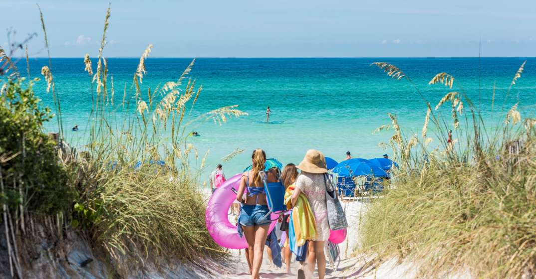 Staying Safe at the Beach in South Walton | SoWal com
